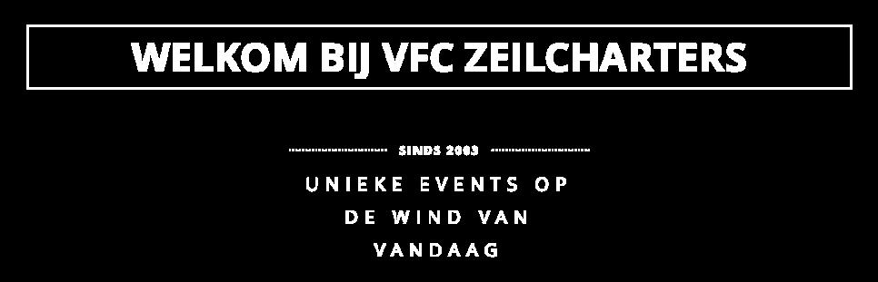 VFC Zeilcharters zeilen op het IJsselmeer v1